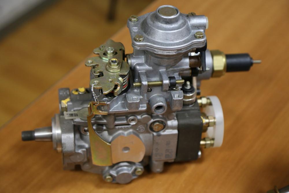 Регулировка топливного насоса НД-22/6Б4 двигателя СМД-60 и.